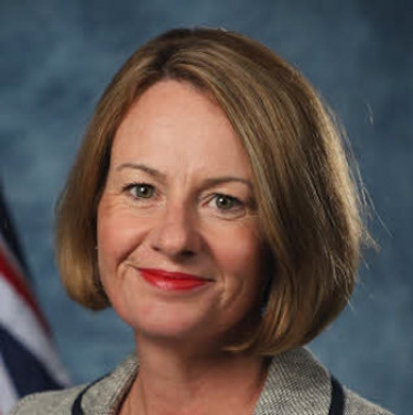 The new head of the Australian Cyber Security Centre Abigail Bradshaw.