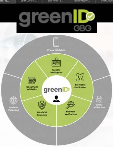 GBG's 'greenID' expands to offer complete end-to-end digital identity verification