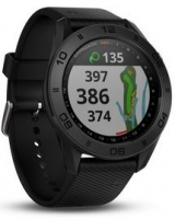 Garmin S60 Golf Watch with style (first look)