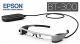VIDEOS: Epson's Moverio BT-300 'world's lightest OLED see-thru SmartGlasses'