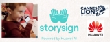 VIDEOS: A good sign for Huawei as StorySign campaign wins seven awards at Cannes 2019