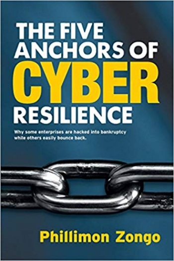 Book review: The Five Anchors of Cyber Resilience by Phillimon Zongo