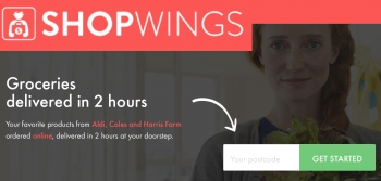 ShopWings helps 'local' retailers offer 'instant delivery' at in-store prices