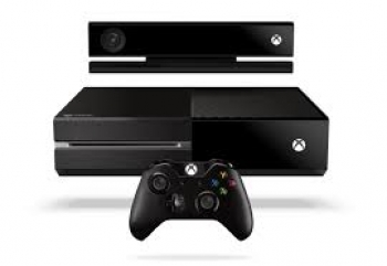 Microsoft's Xbox One (with Kinect)