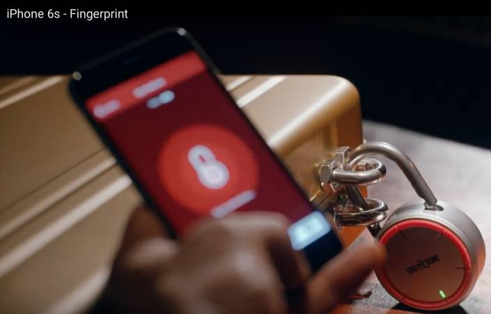 VIDEOS: Australian company Dog and Bone's Locksmart keyless lock appears in Apple iPhone 6s ad
