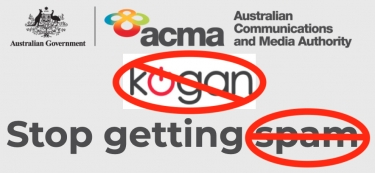 ACMA says Kogan breached Australian spam laws and pays $310,000 fine