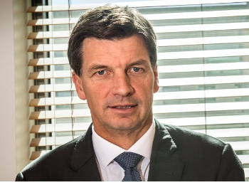 "Angus Taylor ""genuinely wants fair competition in the marketplace"", according to Secure Collaboration chief Jeremy Sadler."