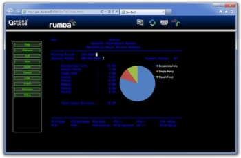 iTWire - Micro Focus helps refurb green-screen apps Windows