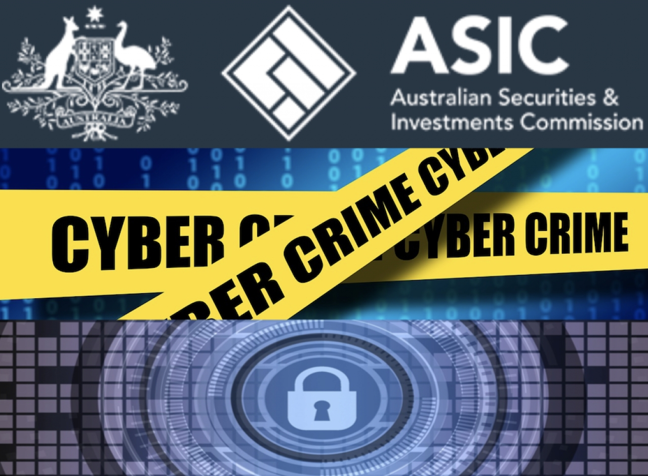 ASIC sic'd by sickening cyber security incident