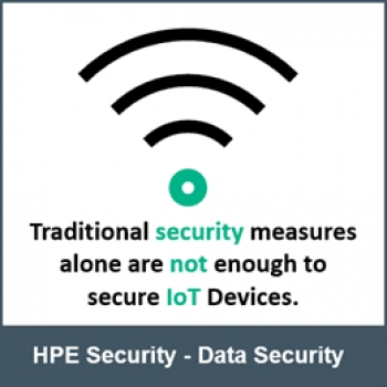 Data-Centric security for IoT