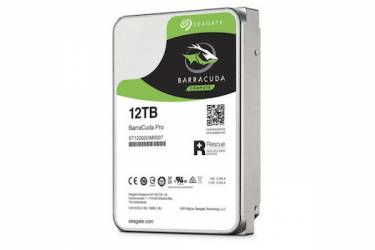 Seagate BarraCuda Pro 12TB delivers cavernous space in a reliable package