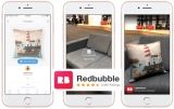 Redbubble delivers iOS 11 AR app to bring artwork to life in your home