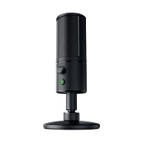 Razer's Seiren X might not cachet of the Shure 55SH Elvis mic, but it still looks great.