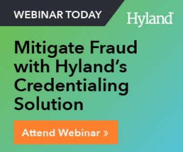 Webinar Invitation: Mitigate Fraud with Hyland's Digital Credentialing Solution