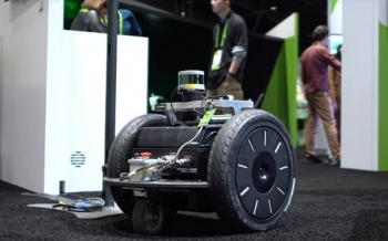 Nvidia reveals robot development kit