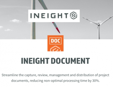 InEight Document shows innate Capital Project Document Management capabilities with all new version
