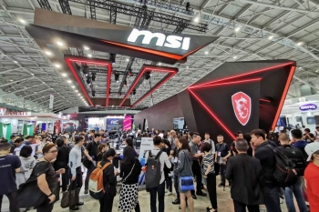 MSI unveiled new gaming and design laptops at Computex 2019