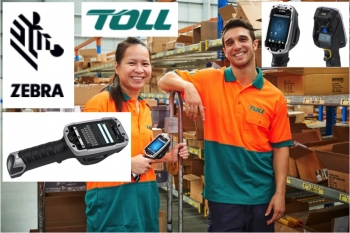 Launch VIDEOS: Zebra TC8000 is the new King of the warehouse productivity jungle