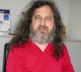 FSF chief Richard Stallman.