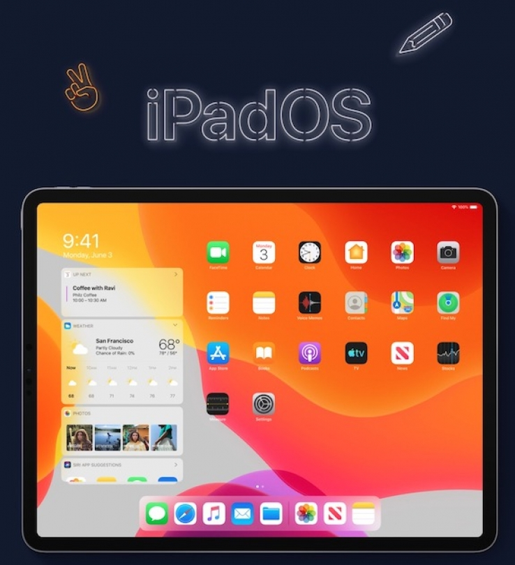 iTWire - Apple previews iPadOS, with cool features including mouse
