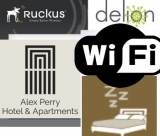 Ruckus Wireless: smart wireless tech now in Alex Perry's new hotel