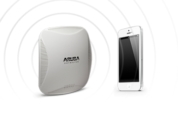 Strong take-up of next gen network WiFi solution, says Aruba
