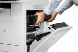 HP attacks copier and mopier markets