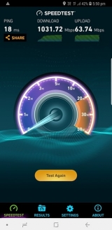 Telstra and Samsung go gangbusters with 1.03Gbps S9/9+ speeds in 'Aussie first'