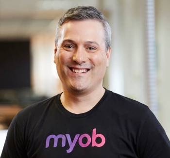 MYOB head of product for small business Dale Dixon