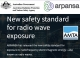 AMTA welcomes ARPANSA revised EME safety standard