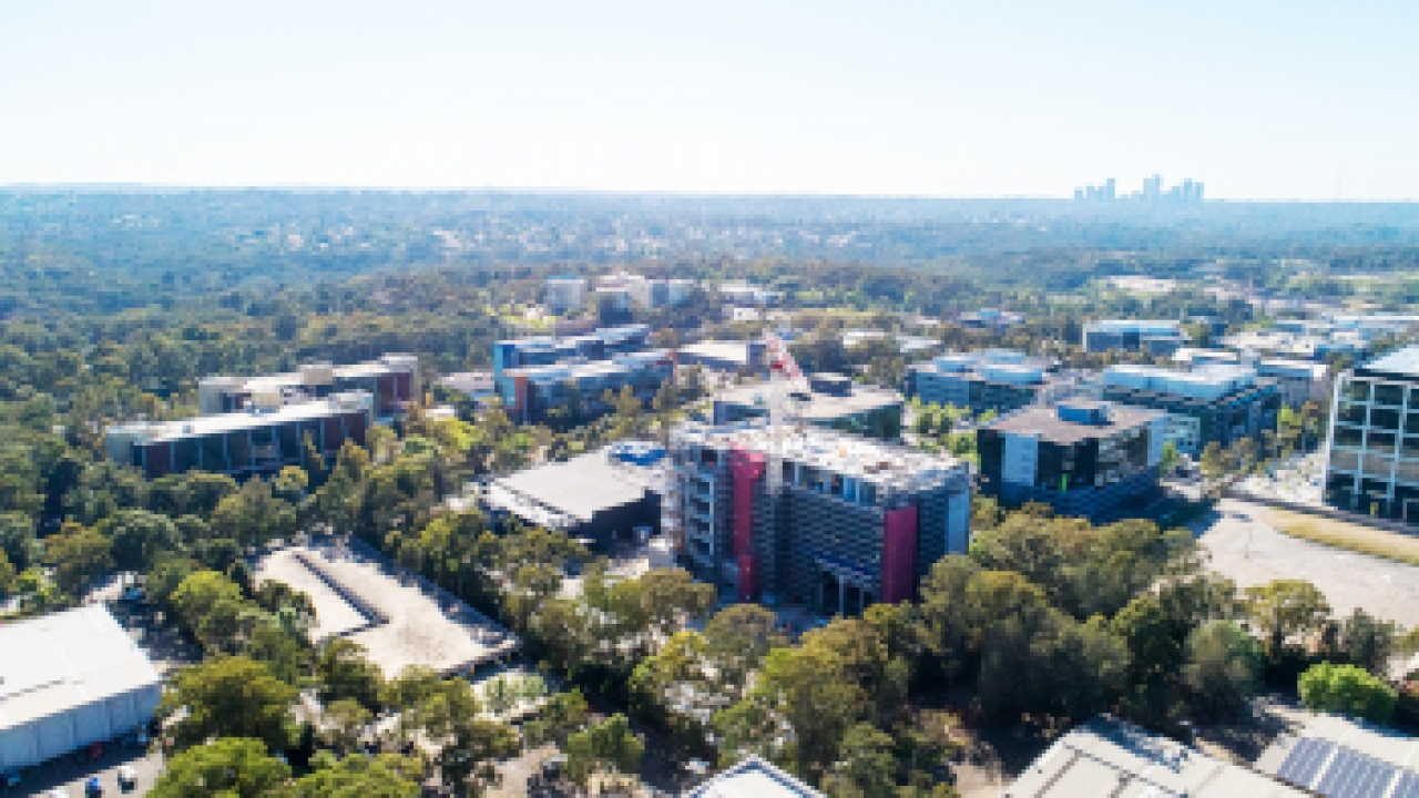 Macquarie completes topping out of hyperscale-ready data centre