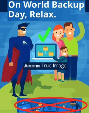 1 in 3 Aussies suffered data loss: Acronis World Backup Day survey