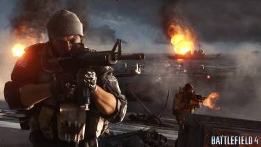 iiNet builds BattleField 4 servers without Melbourne