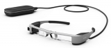 Epson Moverio augmented reality glasses – here, now