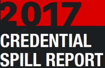 More than three billion credential spills in 2016 – 2% success rate in exploits
