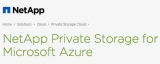 NetApp adds Azure to hybrid hook-up list