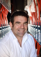Redflow CEO Tim Harris