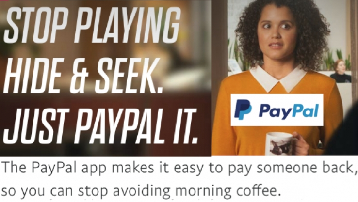 iTWire - PayPal updates app with P2P payments, targets 'Generation