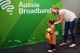 Aussie Broadband customer opens new office in outer Melbourne