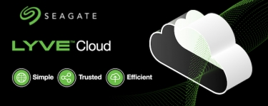 Seagate unveils 'Lyve Cloud', which is 'built to store, activate, and manage the massive surge in data'