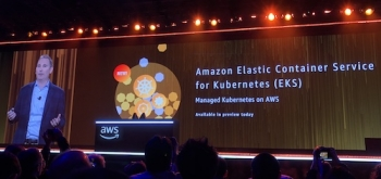 AWS announces Amazon Elastic Container Service for Kubernetes