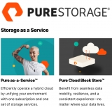 Pure Storage announces availability of 'Pure as-a-Service' in AWS Marketplace with new 'efficiency guarantee'