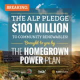 Community Power Agency lauds Labor $100m energy sector election promise