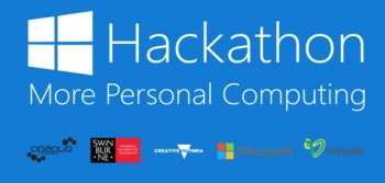 First OZ Microsoft 'More Personal Computing Hackathon' hosted by Swinburne