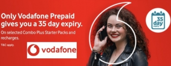 Vodafone strikes back with great value against telco and MVNO pre-paid competitors
