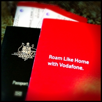 Vodafone offers international roaming for $5 per day