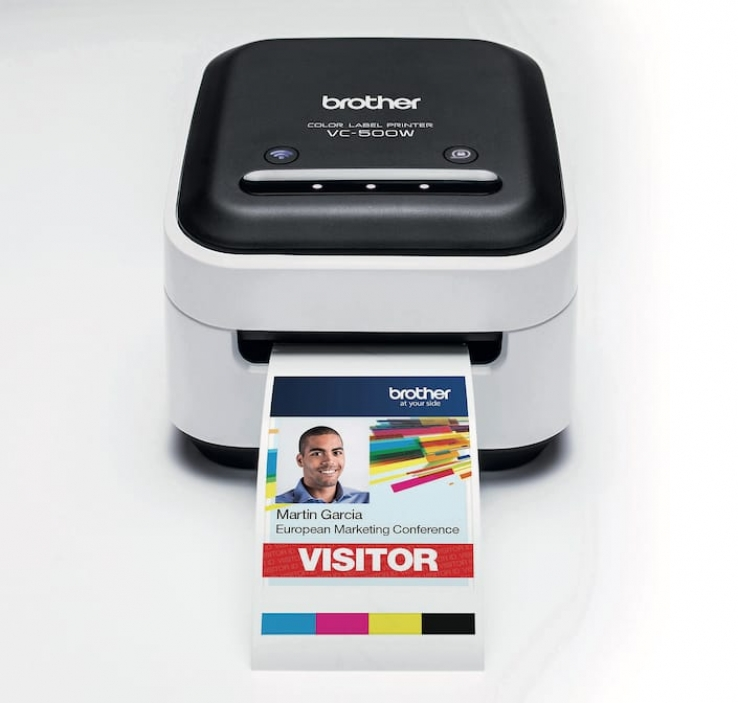 iTWire - Review: Brother Color Label Printer VC-500W
