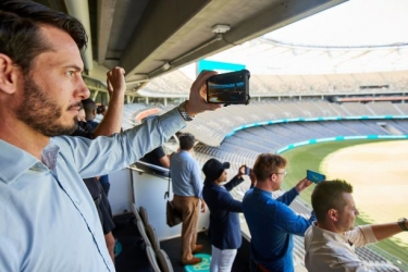 Perth stadium goes 5G with Optus