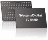 WD announces 96-layer 3D NAND, initial production output in 2018