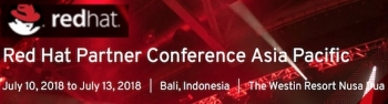 Red Hat APAC Partner Conference starts today with 'Stronger Together' theme